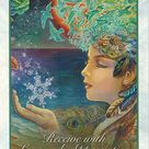 Lá 34. Receive With Love And Appreciation – Whispers of Love Oracle Cards