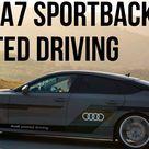 2015 Audi A7 Sportback Piloted Driving Drive Audi...   GABEturbo