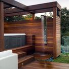 Top 80 der besten Whirlpool-Deck-Ideen – Entspannende Hinterhof-Designs - Outdoor Diy