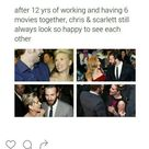 35 Adorable Images Of Scarlett Johansson And Chris Evans That Define Friendship Goals