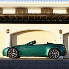 Aston Martin V8 Vantage S Roadster 2012 2018