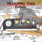 4 In 1 Laser Measuring Tool