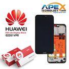 Huawei P20 Lite (ANE-L21) Display module LCD / Screen + Touch + Battery Midnight Black 02351VPR