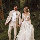 Men Linen Suits, Men 2 Piece Suits, Ivory Linen Suits, One Button Linen Suit, Linen Wedding Suits, S