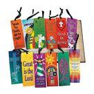 Bulk Religious Bookmark Assortment - 144 Pc.   Oriental Trading
