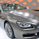 2013 BMW 6 Series Gran Coupe finally shows up