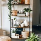 4-tier Leaning Ladder Shelf for Sale | Home Office Furniture