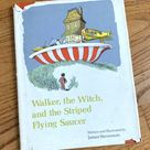 Vintage 1960s Childrens Book Walker the Witch and the Striped | Etsy