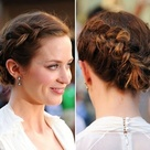 French Twist Braids