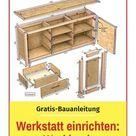 Werkstatt einrichten    selbst.de