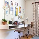65+ Small Home Office Ideas