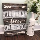 Welcome Industrial Farmhouse Sign- 15x6
