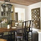 Gray Dining Rooms