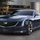 Cadillac Elmiraj Concept First Look   Motor Trend