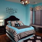 Blue Teen Rooms