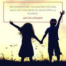 40 Freundschaftssprüche und Zitate über Freundschaft für beste Freunde
