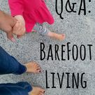 Going Barefoot