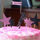 Rock Star Cakes
