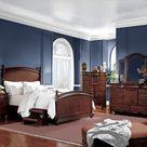 Navy Bedrooms