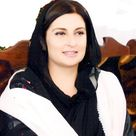 Sumaira Malik given smile to reporters