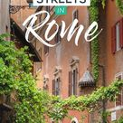 Self-Guided Trastevere Walking Tour: Where to see Rome's Most Beautiful Streets