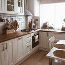 Актуальные идеи дизайна кухни в хрущевке — лучшие решения для интерьера на фото от SALON