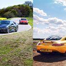 Mercedes Benz AMG GT vs. Porsche 911 Turbo vs. BMW i8   TopGear