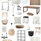 The Best of IKEA: Black, White, Natural & Neutral Pieces that Look Expensive