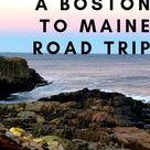 Boston to Maine Road Trip: Ogunquit, Freeport and Portland