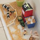 Farm Sensory Play Activity for Preschoolers   Frugal Fun For Boys and Girls