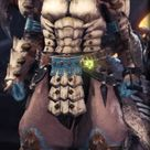 Barioth β+ Armor (MHWI)