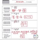 Rational Functions Unit