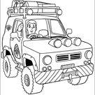 Ausmalbilder Kostenlos zum Ausdrucken Feuerwehrmann Sam 14