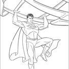 42 Disegni di Superman da Colorare