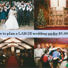 Weddings Under 5000