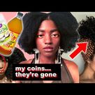 Natural Hair *Staples* that Stole my Bike and Scammed Me | 4C Natural Hair