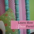 Glazing Furniture