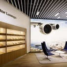 Photos Lufthansa's new lounges at Frankfurt Airport