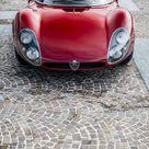Moto Mania - Epic Cars & Racing Photos, since 2008 — itsbrucemclaren:  ——— the Alfa Romeo Tipo 33...