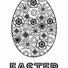 Easter Egg Sudoku Printable