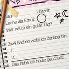 Digitales Tagebuch Instagram Story Templates