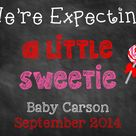 Announce Pregnancy
