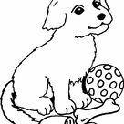 Sammlung Von Ausmalbilder Hunde  Kühlt Malblatt Ab