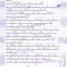 Perfect (Ed Sheeran) Guitar Chord Chart - Capo 1st