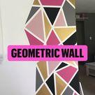 Nice Geometric wall