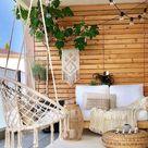 Modernen Balkon einrichten - Balkonmöbel zum kleinen Preis
