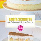 Fanta Schnitte / Fanta Kuchen / Fanta Torte / SALLYS WELT