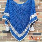 25 Free Crochet Prayer Shawl Patterns