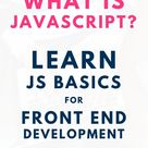 What is JavaScript How to Learn JavaScript Fast   Mikke Goes
