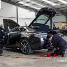 Aston Martin V12 Vantage Sport Exhaust OPTIONS inc. TITANIUM 2009 on